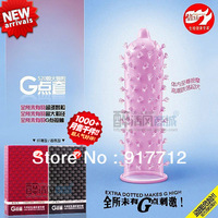 NEW  Pleasure more 520 large particles g sets condom female set adult supplies