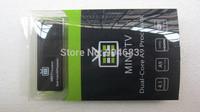 MK808B Dual Core 1.6GHz Rockchips RK3066 Smart Android TV box HDMI dongle tv rom 8GB ram 1GB bluetooth mini tv freeshipping