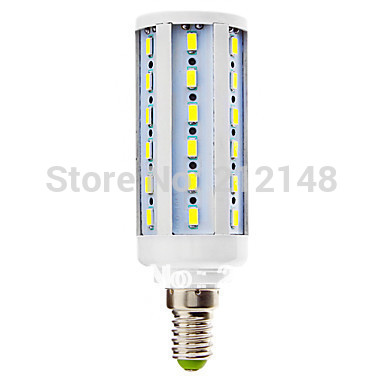 Free shipping 1x 12W 42LED 5630 SMD E27 E14 B22 Corn Bulb Light Maize Lamp LED Light Bulb Lamp LED Lighting White/Warm White