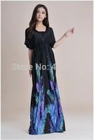 In stock!  Waist 90cm~160cm, Bust 140cm~160cm, Big size Clothes dress