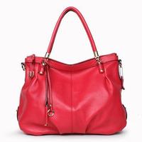 2013 New Fashion Handbag Women Leather Handbags Top Grade Cowhide Leaher Shoulder Bag Messenger British Style Free Shipping
