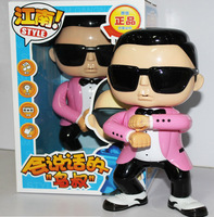 Free shipping / 2013 New / POP Gangnam style PSY toy / figure super start Kuda Kepang dancing toys with music