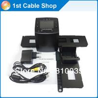 "Free shipping&wholesale 1pcs/lot 5MP Digital Film Negative Photo Scanner / Converter 35mm USB LCD Slide 2.4"" TFT"