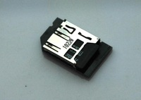100pcs/lot TF to SD card adapter for Raspberry Pi Project Board Model B Rev2.0 512 ARM BT0215-RP