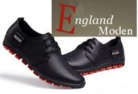Top quality Daniel Craig original men's genuine leather casual shoes loafers men brand Casual Shoes