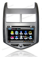 Car Stereo DVD GPS Player + Bluetooth +AM/FM +SD +Map + Free shipping