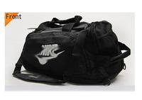 Free shipping 2013 brand large gym bag sport bag carry on luggage shoulder bags,designer badminton bag gym totes item GB21