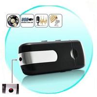 U8 HD 720*480 Mini Spy DVR USB Disk Hidden Motion Detector Recorder hidden video camera spy