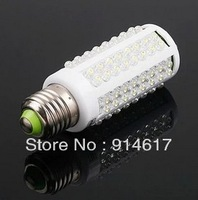 E27  7W 10W  15W 25W  108 168  263 330 LEDS Spot Light Corn Bulb Lamp AC 220V  warm white/white