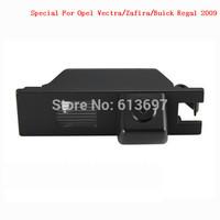 Free shipping Car Rear View Camera for Opel ZAFIRA VECTRA ASTRA /Buick REGAL 2009 Reverse Backup Review Parking Kit Night Vision