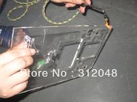 Free Shipping Water polishing machine Acrylic polishing machine gas flame polisher energy saving