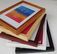 Eco-Friendly square Shaped Wooden Photo Frame