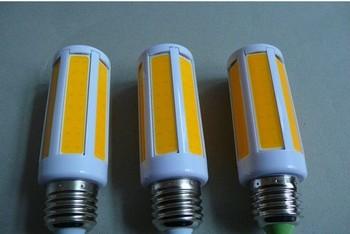 Free Shipping !9W   led COB corn light,E27 E26 E14  led bulb,Warm White 220V   LED Bulbs