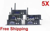 Light controller Wireless DMX512 Transmitter DMX512 wireless receiver for stage Lighting american DJ 5X