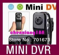 Discount promotion mini Camera AVI 720*480 Sports Digital Video Recorder MD80 DVR video Camera in stock