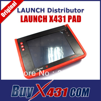 [Launch Distributor]Original Universal Auto Diagnostic Scanner Launch X431 PAD 3G WIFI Free Update by Launch Website + DHL Free