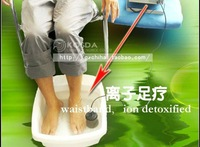 Hot High Quality Ion Ionic Cleanse Detox Foot Spa Machine Detox Array Combined with detox foot spa use 80-100 times