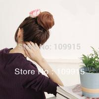 3 colors Women Fashion Bud Head Curlty Ball Package Sweet Cute Fluffy Wigs New LX0014