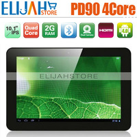 New Arrival 10.1'' Freelander PD90 Blade Sams*ng Exynos4412 Quad Core tablet pc 2G Ram 16GB Android 4.0 Camera Bluetooth HDMI