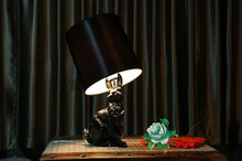 popular red table lamps