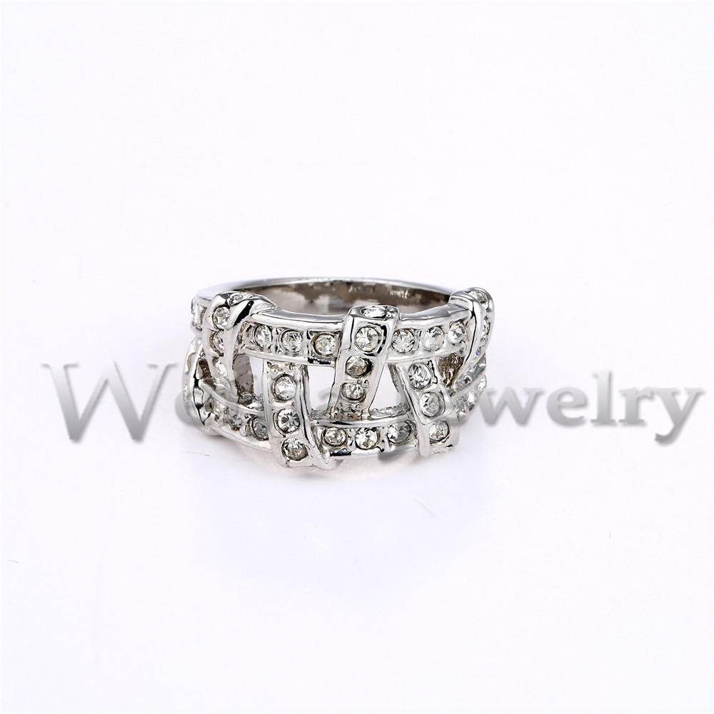 VOYAGER Classical Model Austrilia Style High Quality Jewelry Ring, Crown, Lots Sale J01067(China (Mainland))