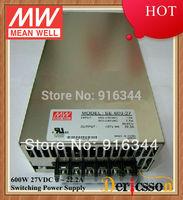 MEAN WELL Original SE-600-27 27V 22.2A Power Supply UL/cUL