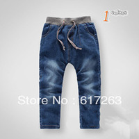 Retail and wholesale 2013 fall brand boys jeans / children's jeans new  kids free shipping