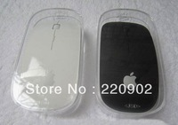Free Shipping 2013 Fashion Gaming Computer Wireless 2 pcs Mouse 2.4 Receiver Mice for Desktop and Laptop Hot Sale Now