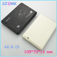 10pcs a lot plastic USB reader  RFID housing /RFID enclosure  105x70x12mm