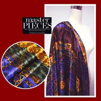 Luxury Boutique 19 Mumi Pure Silk Crepe Satin Fabric for Dresses Shirt Dress DIY Cloth.