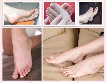 1 пара кристалл для ног спа отшелушивающие скраб маска для носки уход за ногами наклейка здравоохранения