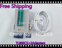 Free Shipping Hot sale V6.0 TL866CS High speed true Willem USB BIOS Universal Programmer+SOP8&DIP16+MSOP8 support 13143 chips