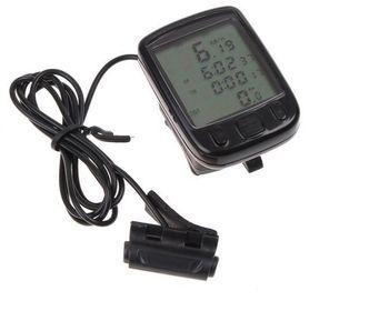 Hot Sale Waterproof LCD Cycling Bike Odometer Tool Bicycle Odometer Speedometer Accessories