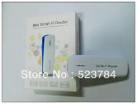 Pocket hotspot wifi router wireless 3g repeater range expander Portable 150Mbps With 1800mAh not sim slot 10pcs/lot