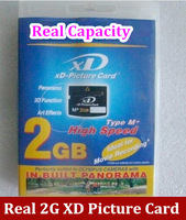 Free shipping Real XD1GB 2GB 2G  M CAMERA MEMORY PICTURE CARD,best price for you