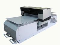 White inkjet flatbed printer machine   /  Textile printer machine  / Direct to garment printer machine HAIWN-T800