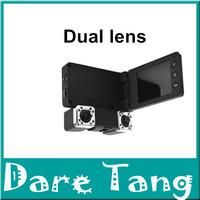 shpping free  X5000 DVR Car Vehicle Camera with HD 1080P 140 Degrees,2.7 inch big screen Car Black Box DVR Recorder Carcam