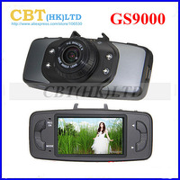 2013 New arrival Car camera Recorder GS9000L HD 1080P G-Sensor 2.7'' LCD Display HDMI