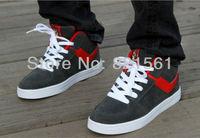 drop shipping new men sport Skateboarding Shoes England style fashion nubbuck running sneaker shoes for man size EUR 39-44