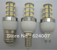 2w G9 led corn light with 48pcs 3528SMD