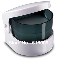 Hot selling free shipping jewelry/watch/denture ultrasonic cleaner cool gudget