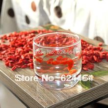 500g Top Grade Ningxia Goji berries Medlar Wolfberry Low pesticide 280 seeds per 50 grams Goji