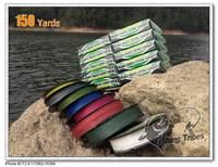 new 2014 Wholesale - 150yards-135m 10LB15LB20LB30LB40LB50LB65LB80LB100LB red braided fishing line dyneema power  free shipping