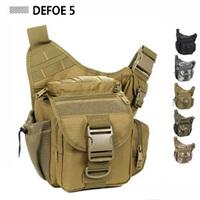 Strengthen edition outdoor sacheted professional camera messenger slr camera multifunctional men bag lightweight durable Army
