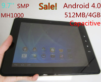 NEW! 9.7 inch SMP MH1000 tablet pc  Android 4.0 Capacitive screen 512MB/4GB Camera  wifi