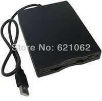 USB External Portable Floppy Disk Drive 1.44 MB FDD Free Shipping