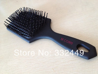 Comfortable massage comb Carbon fiber professional salon tools Household hair modelling tools Hair brush