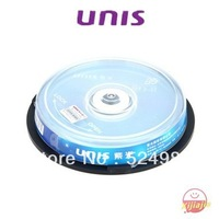 HOT-2013 NEW,CHINA TOP BRAND, UNIS BD-R,High quality Blu-ray disc,25GB,6x,225min,1case of 10CDs ,Free shipping
