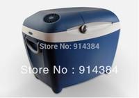 MOBICOOL German 45l car refrigerator portable mini refrigerator hot and cold boxes car dual-use refrigerator
