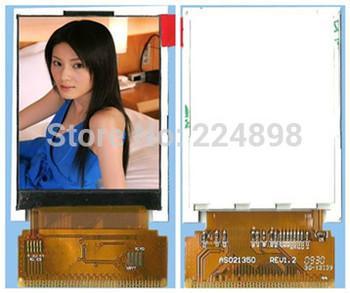 AUO 2.1 inch 44PIN 8/16bit TFT LCD LCM Screen  S6D0128 Drive IC 176*RGB*220